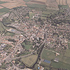 Horncastle from the air