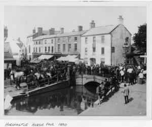 Horse Fair 1890