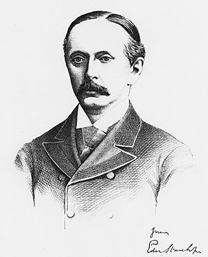 Edward Stanhope MP (1840 - 1893)