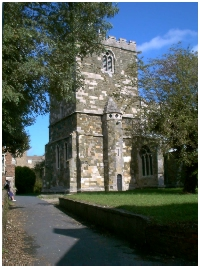 St Mary's Church, Horncastle
